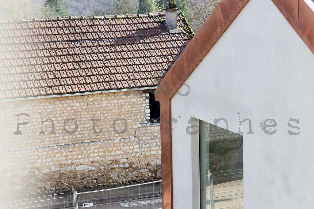 Extension école à Saint-Pierre-de-Bailleul  - Etienne Lemoine architecte, agence d'architecture MWAH