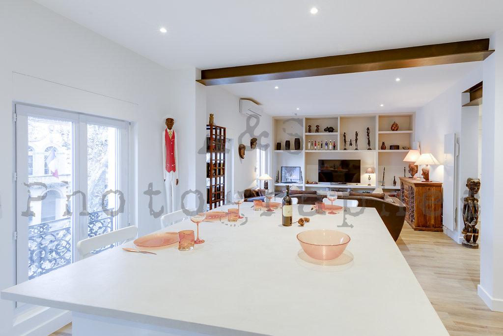 Appartement à Saint Rémy de Provence - Cédric Dartois Architecte